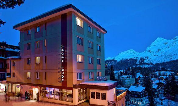 Asora Hotel  Arosa Switzerland