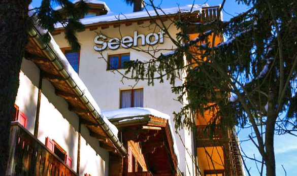 Hotel Seehof Arosa Switzerland
