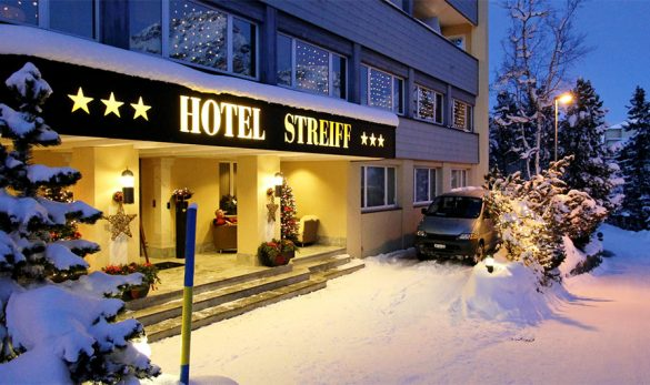 Hotel Streiff Arosa Switzerland