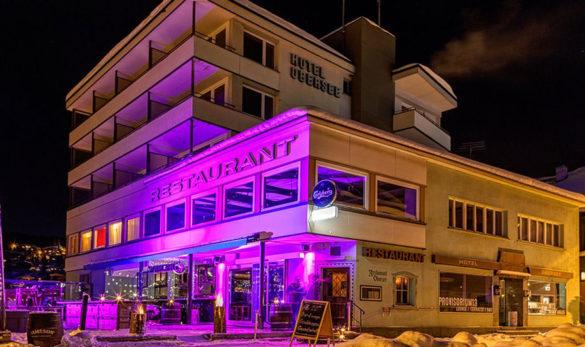 Hotel Provisorium13 Arosa